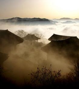 Depiction of Deogyusan_National_Park